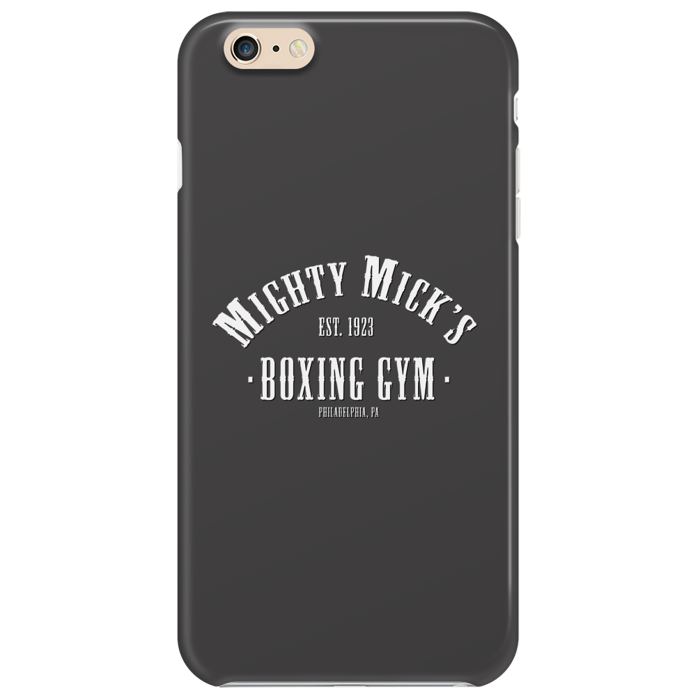 Mighty Mick's Boxing Gym Phone Case