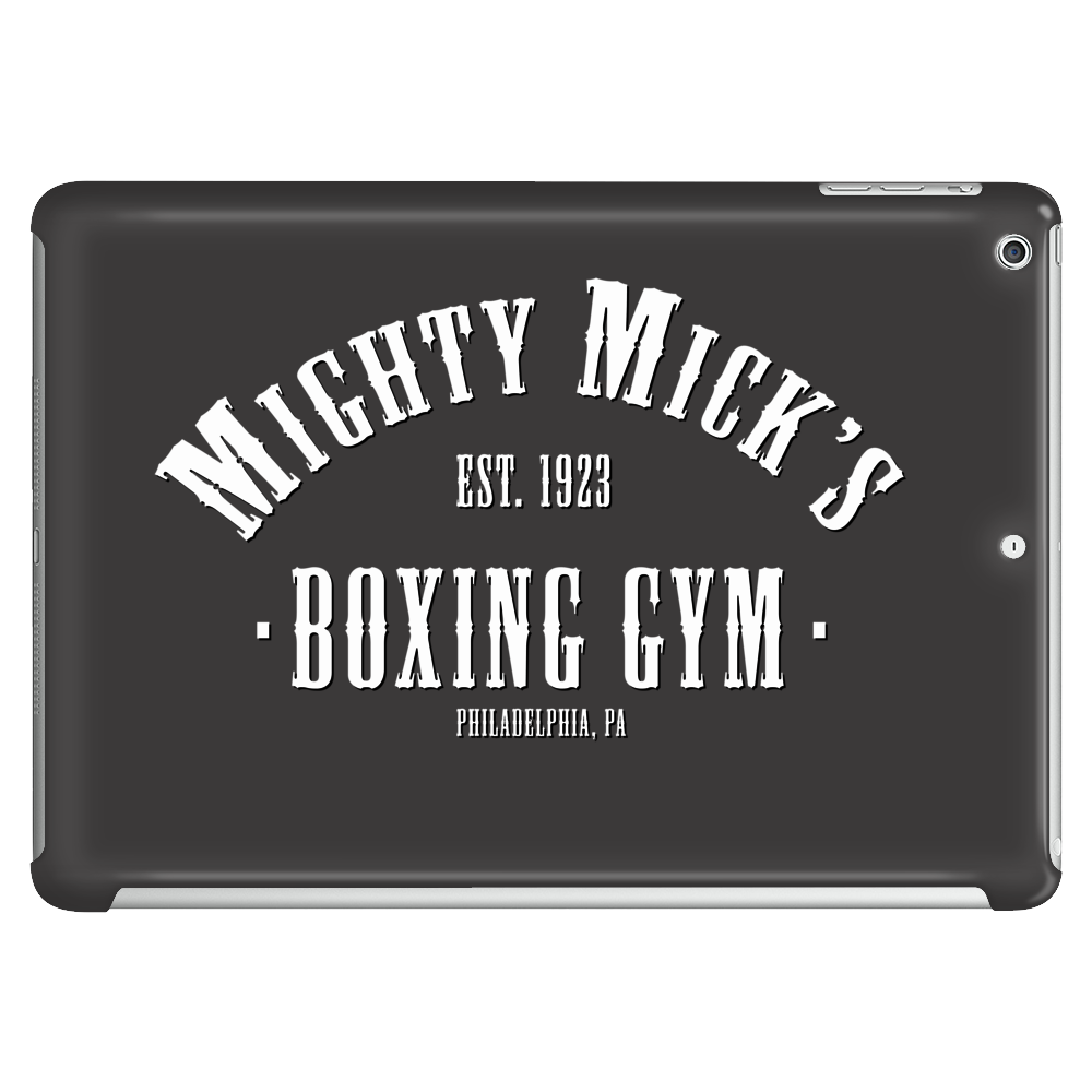 Mighty Mick's Boxing Gym Tablet (horizontal)