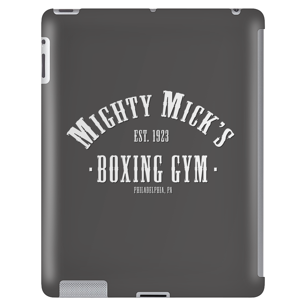 Mighty Mick's Boxing Gym Tablet (vertical)