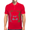 Mighty Ork Orc Ogre Warrior Mens Polo