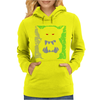 Mighty Ork Orc Ogre Warrior Womens Hoodie