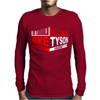 Mike Tyson Boxing Legend. Mens Long Sleeve T-Shirt