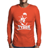 Mike Tyson Boxing Legend Mens Long Sleeve T-Shirt