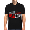 Mike Tyson Boxing Legend. Mens Polo