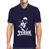 Mike Tyson Boxing Legend Mens Polo