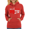 Mike Tyson Boxing Legend. Womens Hoodie
