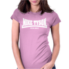 Mike Tyson Iron Mike Womens Fitted T-Shirt