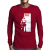 Mike Tyson Scarface style Mens Long Sleeve T-Shirt