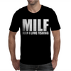 MILF Man I Love Fishing Mens T-Shirt