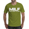 MILF Man I Love To Fart Mens T-Shirt