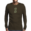 Military #1 - Camo Mens Long Sleeve T-Shirt