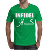 MILITARY ARMY INFIDEL Mens T-Shirt