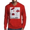Military Cat Mens Hoodie