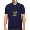 Military Number 2 - Camo Mens Polo