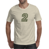 Military Number 2 - Camo Mens T-Shirt