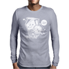 Milk and Cookie Mens Long Sleeve T-Shirt