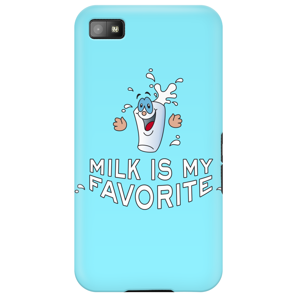 milk is my favorite Phone Case