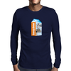 Milk – your Energy Drink Mens Long Sleeve T-Shirt