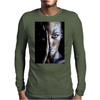 MILKY WAY Mens Long Sleeve T-Shirt