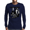 Milla Jovovich in Resident Evil Afetrlife Mens Long Sleeve T-Shirt