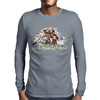 Millions of Dollars Mens Long Sleeve T-Shirt