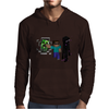 Minecraft fresh adventure Mens Hoodie