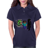 Minecraft fresh adventure Womens Polo