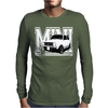 Mini 1275 GT Men's Classic Car Mens Long Sleeve T-Shirt