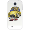 Mini Car With Legs Cartoon Phone Case