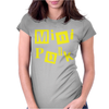 Mini Punk Baby Womens Fitted T-Shirt