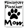 Miniature Pinscher Mom Tablet