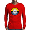 MINIMON EVOLUTION Mens Long Sleeve T-Shirt