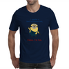Minion Bad Influence Mens T-Shirt