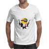 Minion Despicable Me Assassin Make My Day Punk Mens Funny Mens T-Shirt