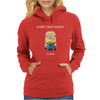 Minion Despicable Me Everyone Knows A Dave Mens Funny Womens Hoodie