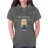 Minion Despicable Me Everyone Knows A Dave Mens Funny Womens Polo