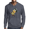 Minion Dispicable Me Golfer Mens Hoodie