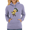 Minion Dispicable Me Golfer Womens Hoodie