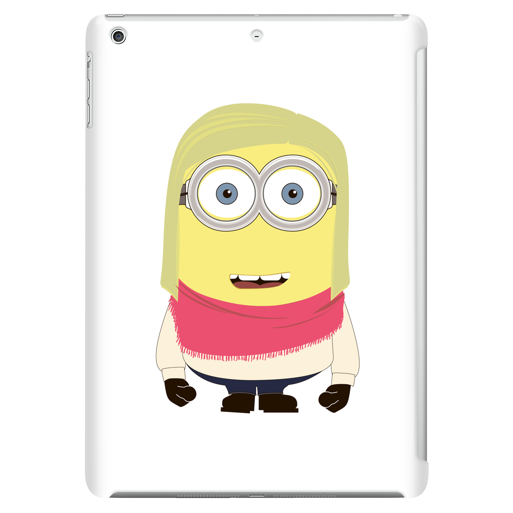 Minion Family - Female Minion Tablet (vertical)
