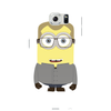 Minion Family - Smart Guy Phone Case