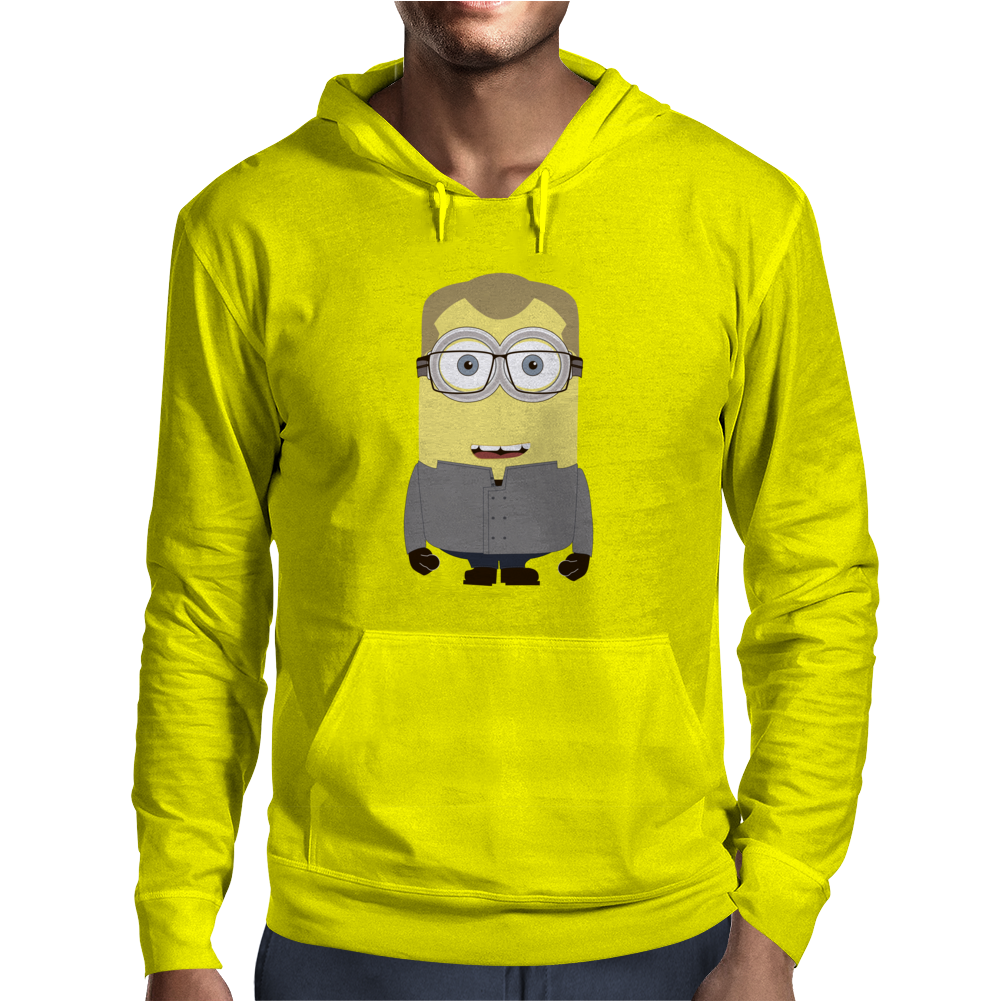 MINION FAMILY - SMART MINION Mens Hoodie