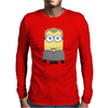 MINION FAMILY - SMART MINION Mens Long Sleeve T-Shirt