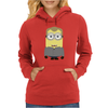 MINION FAMILY - SMART MINION Womens Hoodie