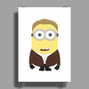 Minion Family - Smart Mister Poster Print (Portrait)