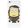 MINION FAMILY - STRIPED MINION Phone Case