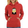 Minion Family - Suit and Tie Womens Hoodie