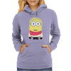 MINION FAMILY - The Girl Womens Hoodie