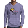 Minion Hitman despicable me Mens Hoodie
