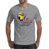 Minion Hitman despicable me Mens T-Shirt