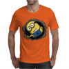 Minion Hole - Mens Funny Minions Mens T-Shirt